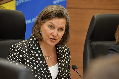 Former U.S. Assistant Secretary of State Victoria Nuland, From FlickrPhotos