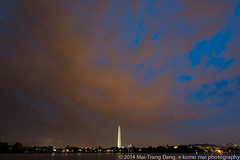 moonrise outside of frame... (choofly) Tags: moon storm clouds dc washington memorial moonrise dcist jefferson monumentjefferson