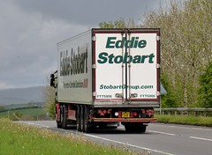 H3384 - PF12 OYK (Cammies Transport Photography) Tags: eddie esl stobart