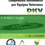 Cto. Autonómico Equipos Veteranos Padelpoint (La Nucía) May2014