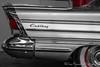 Buick Century-Quad Auto Collection, Las Vegas,NV (Chris Parmeter Photography) Tags: auto vegas blackandwhite bw car century canon vintage geotagged buick lasvegas hintofcolor canonm efm1855mm quadcarcollection