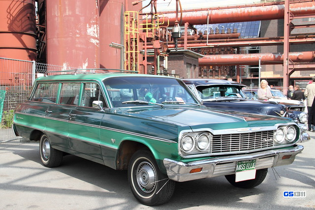 pictures auto old wallpaper green classic cars chevrolet car station wagon photo automobile foto estate image photos alt picture mobil images chevy fotos vehicle oldtimer autos grün bild impala kombi bilder 1964 automobil
