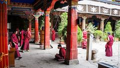Храм Джоканг в Лхасе, Тибет