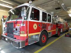Philadelphia Fire Department Ladder 169 (Canadian Emergency Buff) Tags: usa simon philadelphia america fire pennsylvania united duplex states ladder spare 169 department tiller dept pfd lti of ladde l169