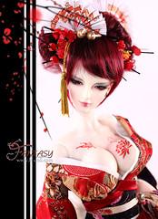 -FOX- MeiJi (loongsoul) Tags: art doll d fox bjd artdoll meiji loongsouldoll loongsoul