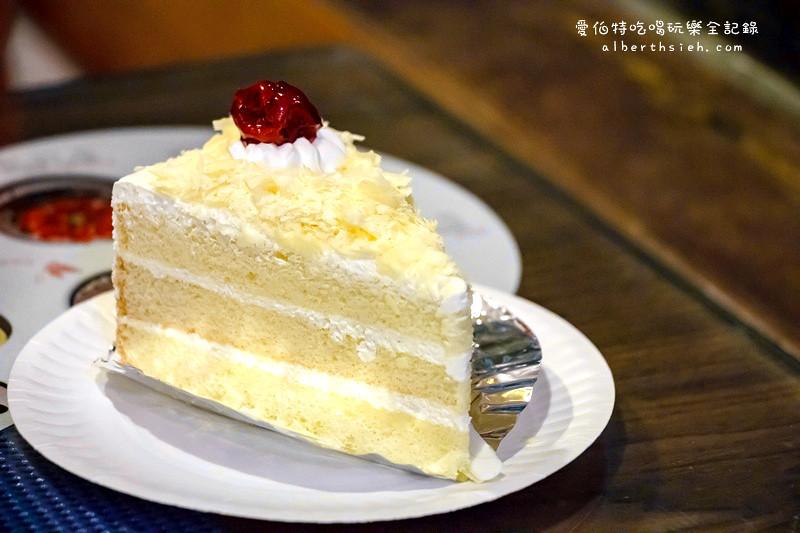 哈哇伊蛋糕花園:檸檬戚風