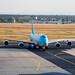 Aussichtsplattform Frankfurt Airport: Korean Air Boeing 747-8B5 HL7632