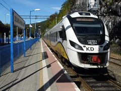 Koleje Dolnolskie 31WE-024 Impuls (29.09.2016)  (1) (Dariusz Sieczkowski) Tags: kolejedolnolskie impuls newag pocig kolej koleje railway train tren vlak