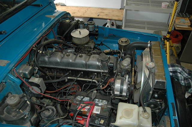American Expedition Vehicles >> 1978 FJ40 2F Engine swap | IH8MUD Forum