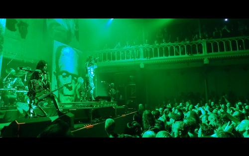 Rob Zombie Paradiso mashup foto - Rob Zombie Live in Paradiso, Amsterdam (June 15th 2011)