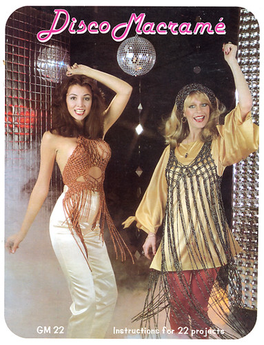Disco Macrame Gaylemot Publishing 1979