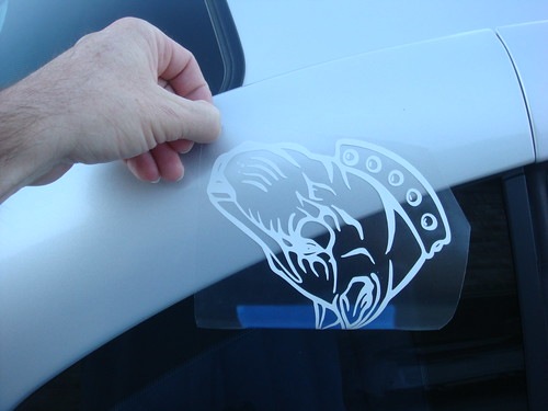 Clear Transfer Stickers