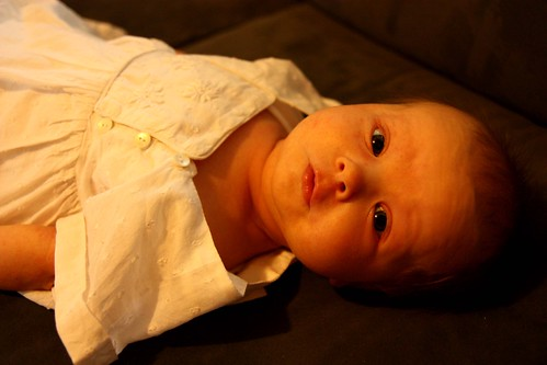 Kerttu's christening
