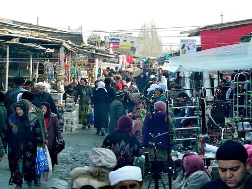 The Market  - Urgut, Uzbekistan