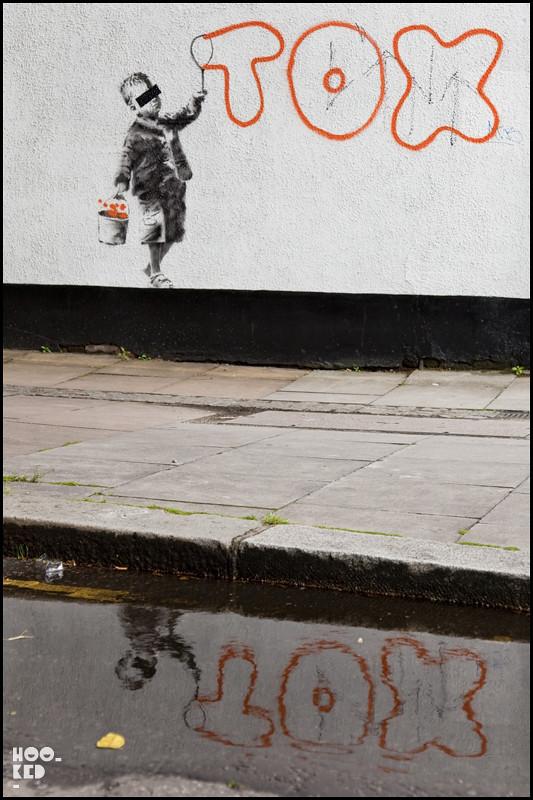 Banksy — 'TOX'