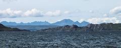 Skye from Loch Nevis