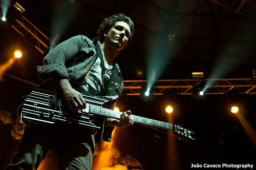 Foto-Reportagem : 2011/06/23 , Avenged Sevenfold & Switchtense - Campo Pequeno 5875327144_04703abcc3