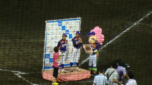 2011/06 女子プロ野球 前期16回戦 #03
