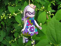 Luma (Helena / Funny Bunny) Tags: nature vintage doll witch 1972 illuminati luma reroot funnybunny emeraldwitch fbfashion
