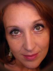 P6270064 (luckylynda74) Tags: woman greeneyes redhair picnik lyndaolsen