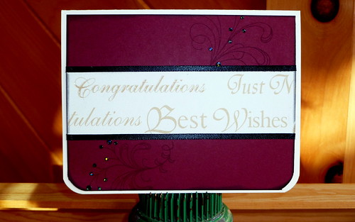 Congratulations/Best Wishes