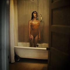 while they were gone (brookeshaden) Tags: wet water dark bathtub haunting ghostly darkart crewdson voyeuristic clawfoottub brookeshaden texturebylesbrumes
