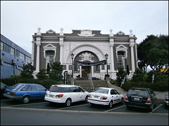 Onehunga Library building