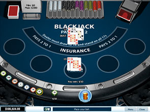 Blackjack Surrender Single Player Rules