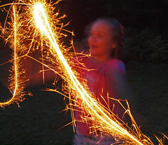 Canada Day Sparklers 1 by Clover_1