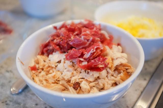 Spanish Croquetas Recipe ( Jamon and chicken )