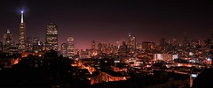 San Francisco at Night (Surrealplaces) Tags: sanfrancisco skyline night cityscape