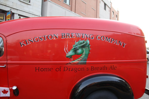 KINGSTON BREWING COMPANY