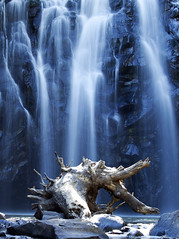 Ellinjaa falls (rubberducky_me) Tags: blue water waterfall rainforest australia queensland cairns northqueensland athertontablelands ellinjaafalls ellinjaa