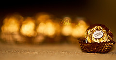 Ferrero Rocher (Ranoush Qtr) Tags: ferrero rocher qtr ranoush