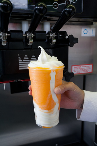 Orange Crush Screamer!
