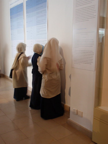 KL Girls in museum