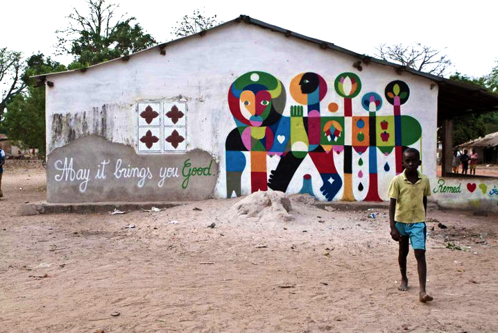 GAMBIA. picture by Sydelle Willow Smith