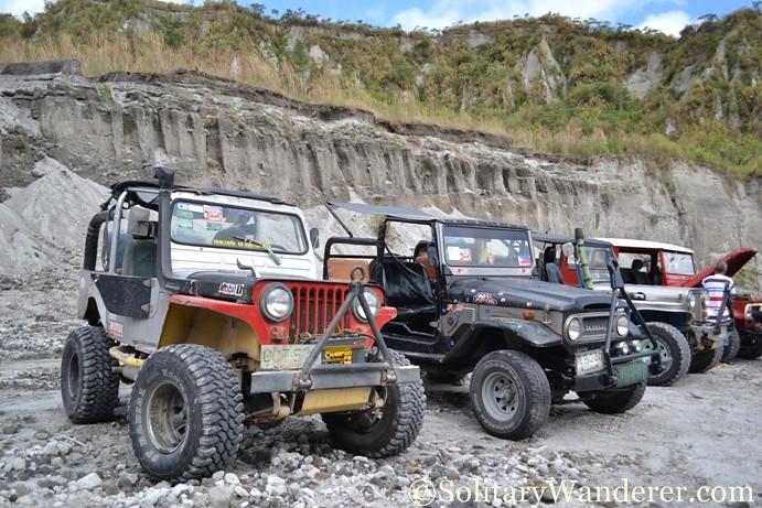 Mt Pinatubo