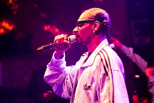 Snoop Dogg at Amnesia, 2011