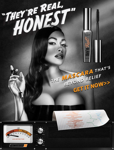 Benefit They're Real Mascara - E-mail