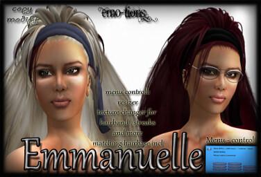 EMMANUELLEHair