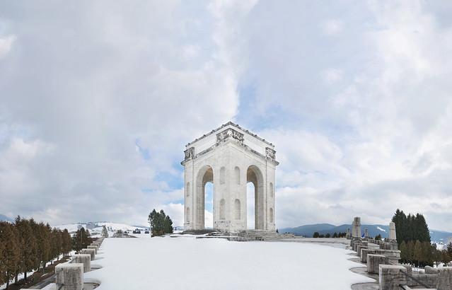 Asiago, Sacrario militare di Asiago-Leiten