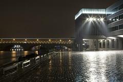 Paris By Night (Freddy Pacques) Tags: paris rain weather by night training canon de la photo shoot stage métro bad pluie reflet 5d sur nuit f28 sous filé pavé 2470mm parisien