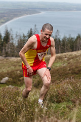 Slieve Donard Race 2014-6025 (cmcm789) Tags: county ireland sea sky irish mountain black mountains water grass stairs race forest canon newcastle landscape athletics lough dale hill may down running climbing land runners series hd northern fell mourne 2014 slieve mournes donard blackstairs slievedonard hillanddale