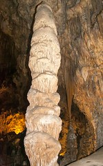 Big pillar (Alaskan Dude) Tags: travel newmexico carlsbad nationalparks caverns carlsbadcavernsnationalpark