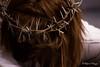 Passion 25 (OldStyleSte) Tags: portrait canon flickr colore chiesa sicily cristo fotografia ritratto sicilia primopiano rievocazionestorica pasqua thepassion marsala calvario processione settimanasanta crocifissione sacroeprofano passionedicristo flagellazione coronadispine