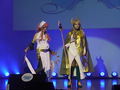 Concours Cosplay Dimanche - Mang'Azur 2014 - P1830456 (styeb) Tags: 26 manga convention palais neptune avril azur 2014 toulon afj mangazur