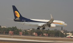 VT-JFC Boeing 737-86N(WL) (cn 38030-4139)  Jet Airways.