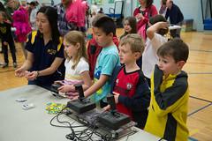 2014 Shady Grove Elementary School Demonstration