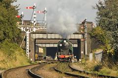 IMG_8099-925 (Roger J Brown) Tags: road bridge autumn october no central class schools gala sr 440 cheltenham loughborough 6th 925 2012 beeches 30925 gcrs